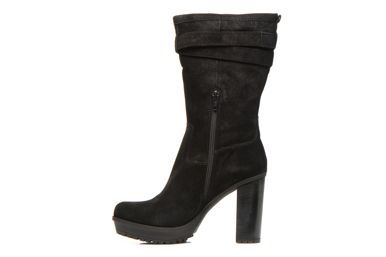 Bottines et boots Unisa Talia2 Noir vue face