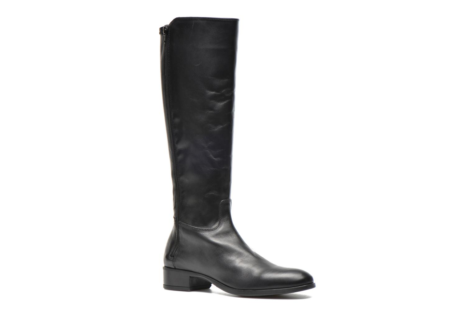 Boots & wellies Unisa Damian Black detailed view/ Pair view