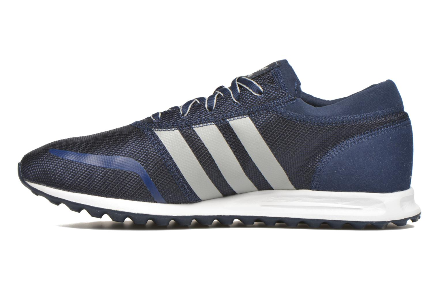 Sneakers Adidas Originals Los Angeles Blauw voorkant
