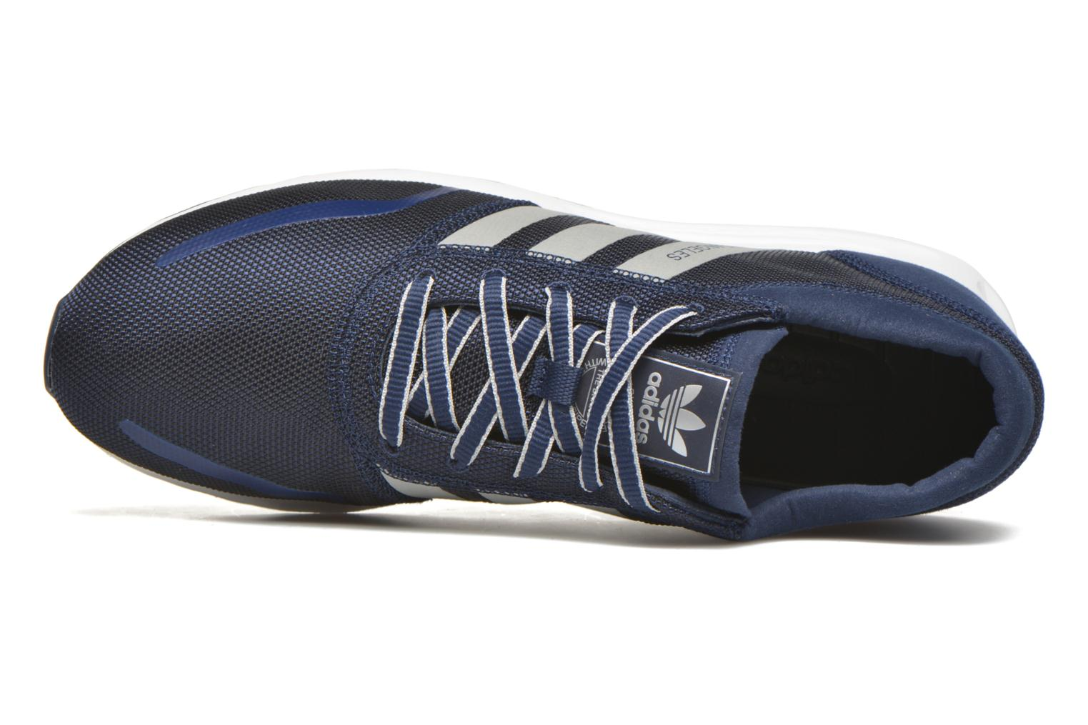 Sneakers Adidas Originals Los Angeles Blauw links