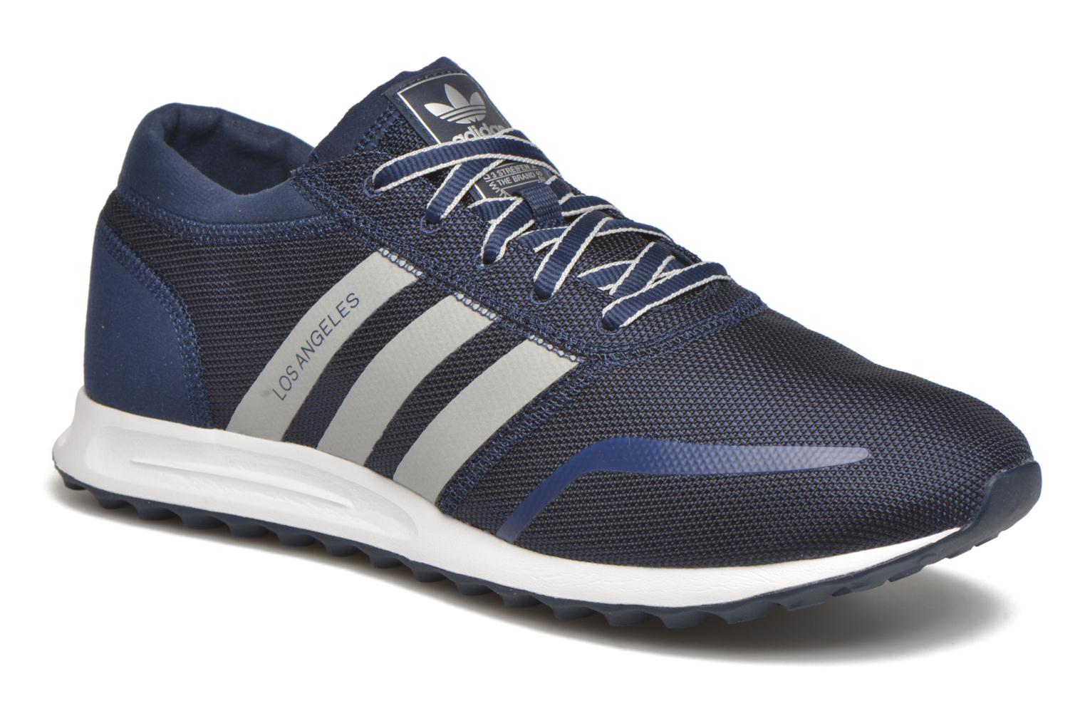 Sneakers Adidas Originals Los Angeles Blauw detail