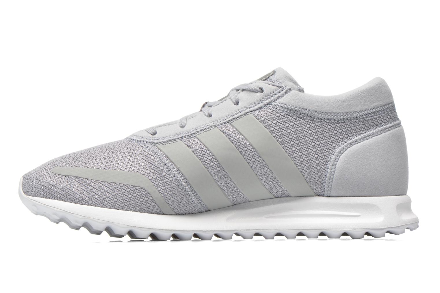 Baskets Adidas Originals Los Angeles Gris vue face