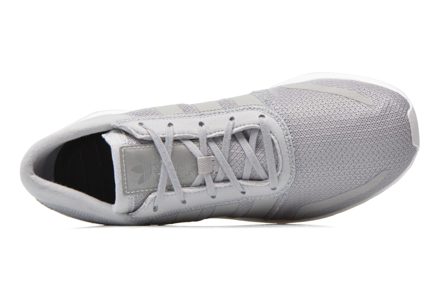 Baskets Adidas Originals Los Angeles Gris vue gauche