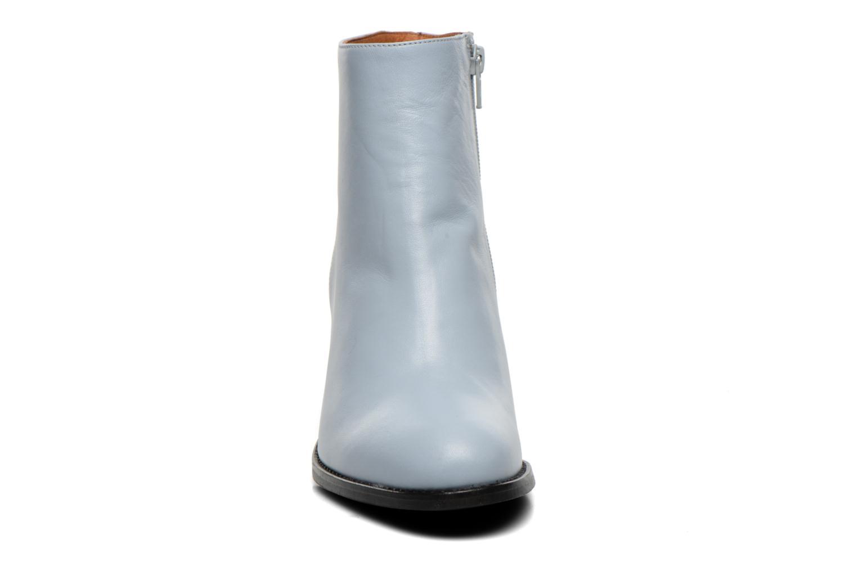 Bottines et boots Georgia Rose Tirrany Bleu vue portées chaussures