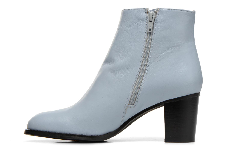 Bottines et boots Georgia Rose Tirrany Bleu vue face