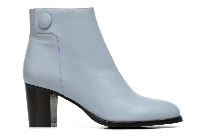Bottines et boots Georgia Rose Tirrany Bleu vue derrière