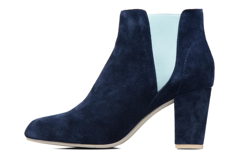 Bottines et boots Shoe the bear Hannah Bleu vue face