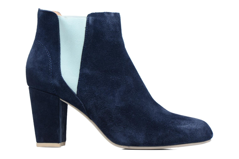 Bottines et boots Shoe the bear Hannah Bleu vue derrière