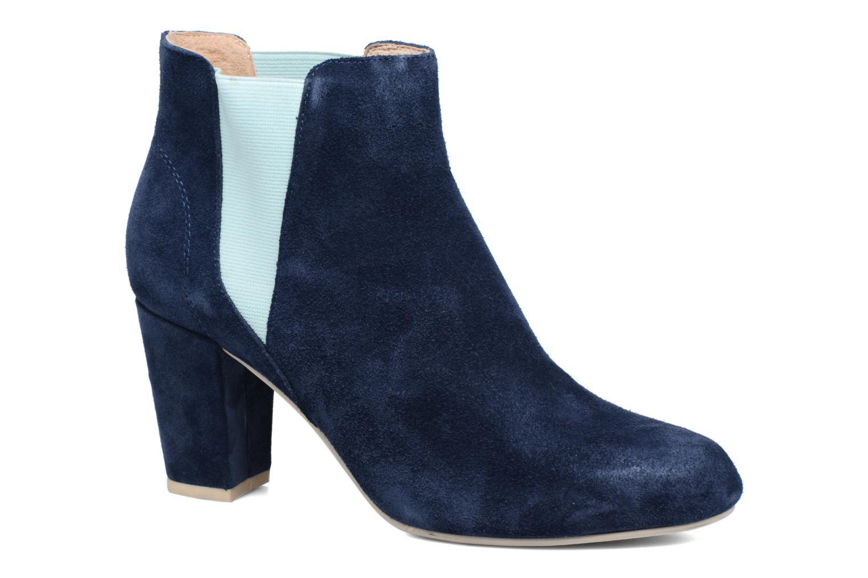 Bottines et boots Shoe the bear Hannah Bleu vue détail/paire