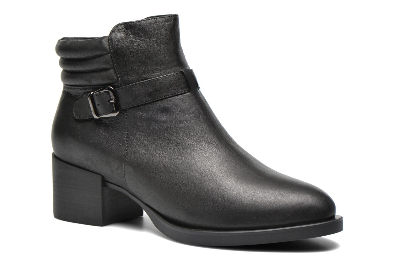 Bottines et boots Shoe the bear Scarlet Noir vue détail/paire
