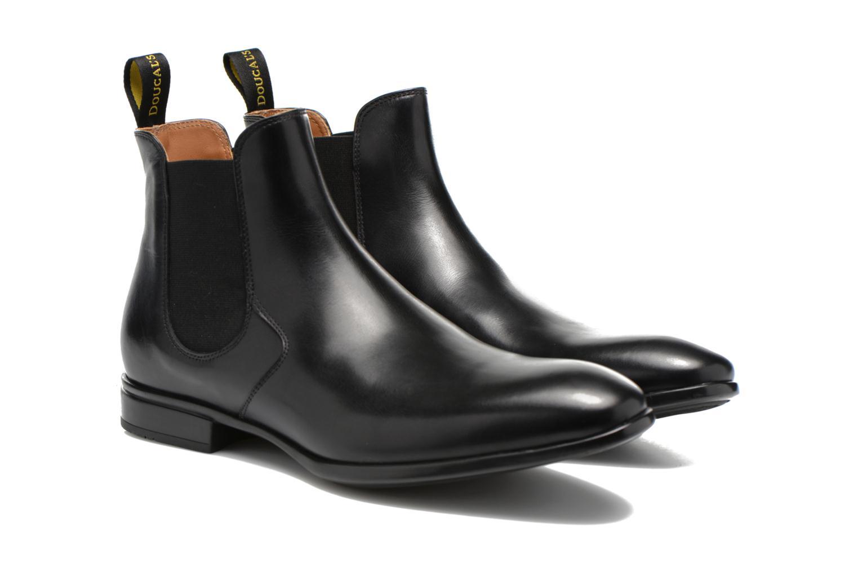 Boots Doucal's OMAR Svart 3/4 bild