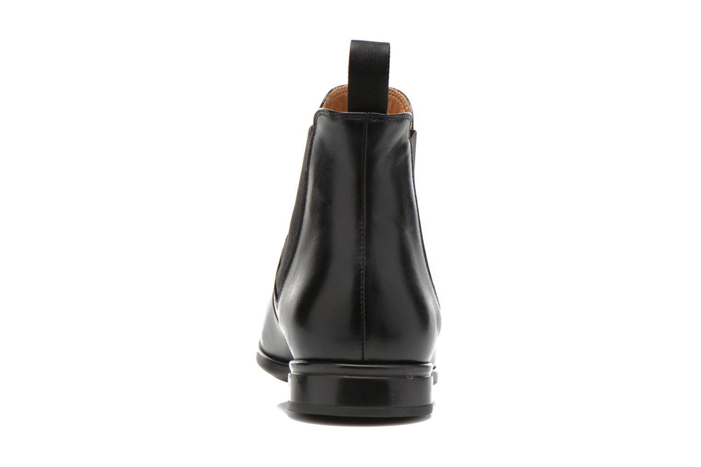 Boots Doucal's OMAR Svart Bild från höger sidan