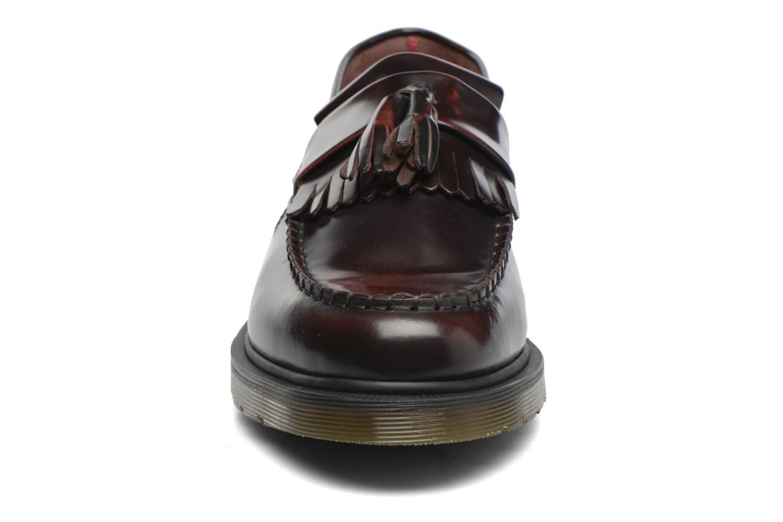 Mocassins Dr. Martens Adrian Bordeaux vue portées chaussures