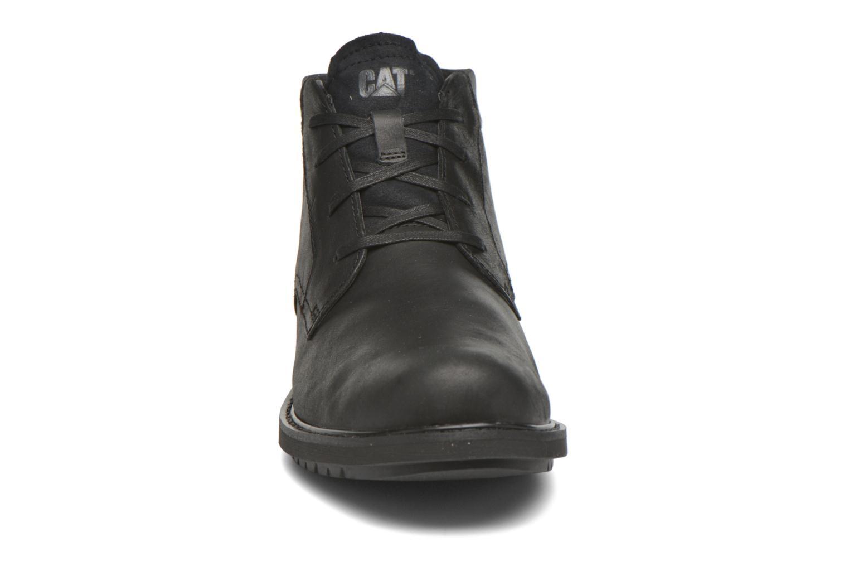 Stiefeletten & Boots Caterpillar Brock schwarz schuhe getragen