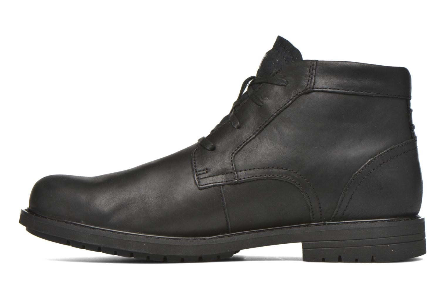 Ankle boots Caterpillar Brock Black front view