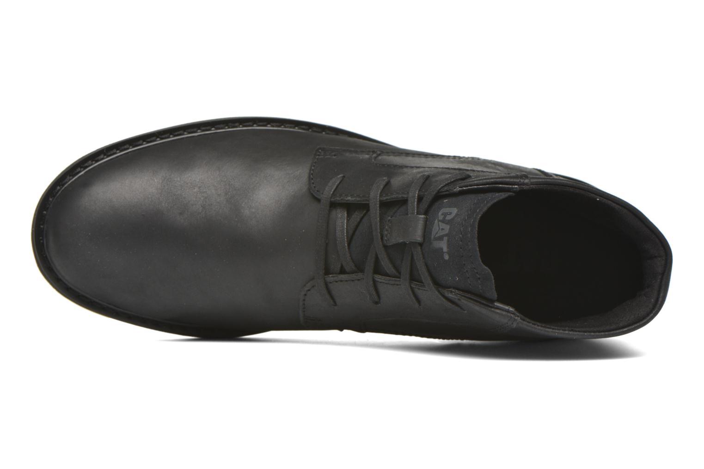 Bottines et boots Caterpillar Brock Noir vue gauche