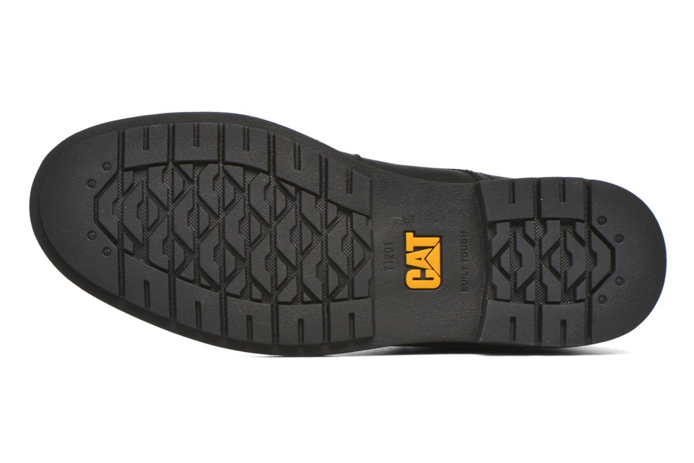 Bottines et boots Caterpillar Brock Noir vue haut