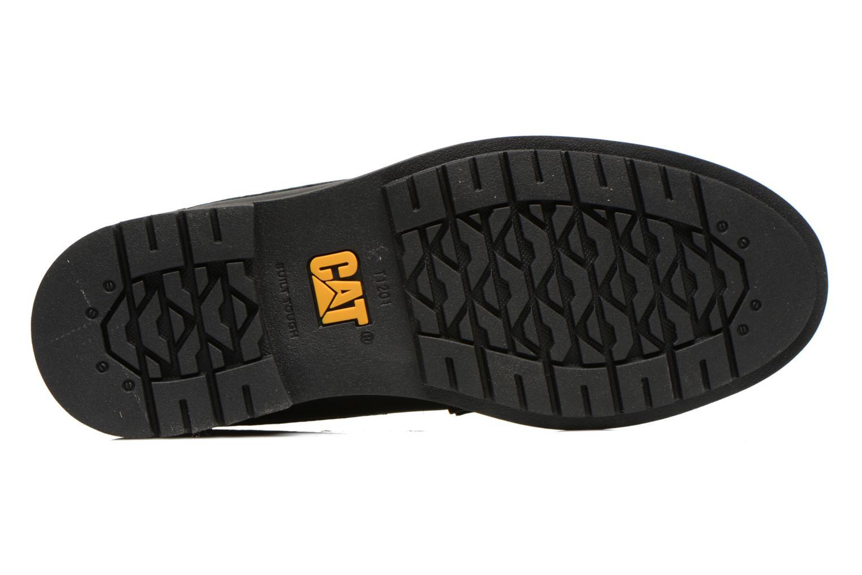 Scarpe con lacci Caterpillar Cason Nero immagine dall'alto