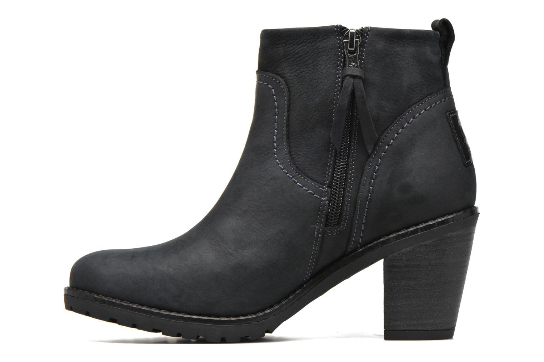 Bottines et boots Panama Jack Arles Noir vue face