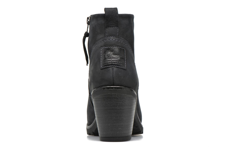Bottines et boots Panama Jack Arles Noir vue droite