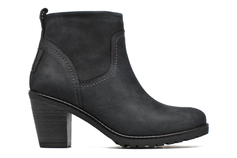 Bottines et boots Panama Jack Arles Noir vue derrière