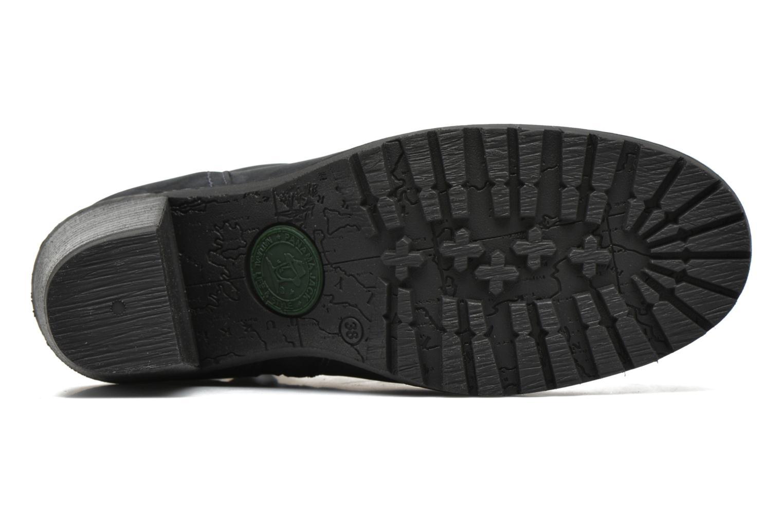Bottines et boots Panama Jack Arles Noir vue haut