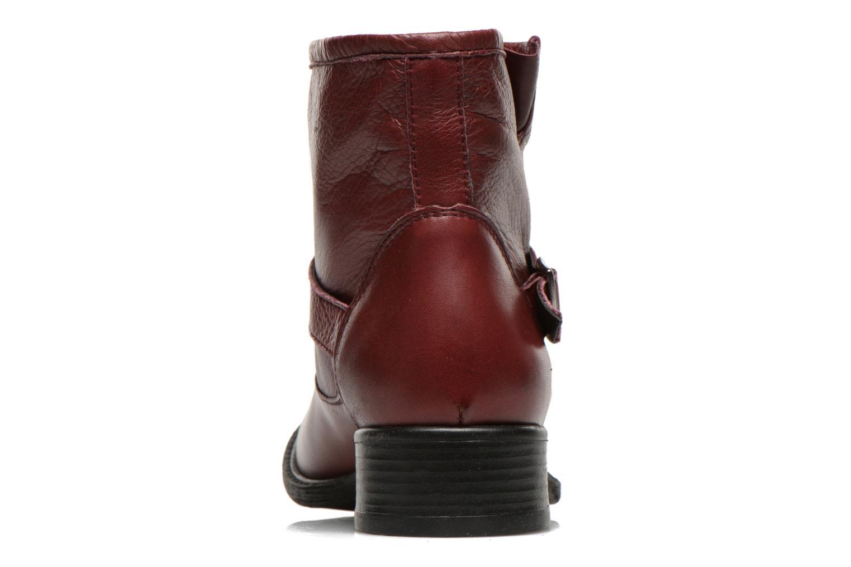 Bottines et boots Sweet Lemon L.5.Elle Bordeaux vue droite
