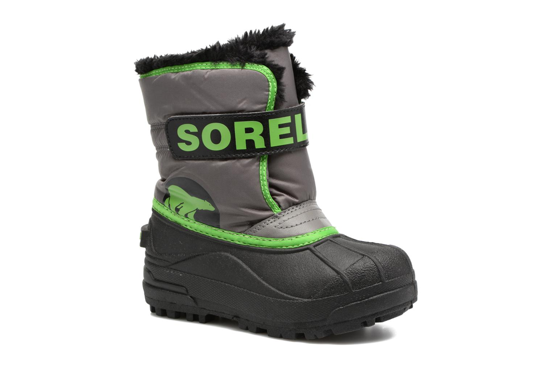 Sorel Preis-Leistungs-Verhältnis, Snow Commander (grau) -Gutes Preis-Leistungs-Verhältnis, Sorel es lohnt sich,Boutique-4428 07ce55