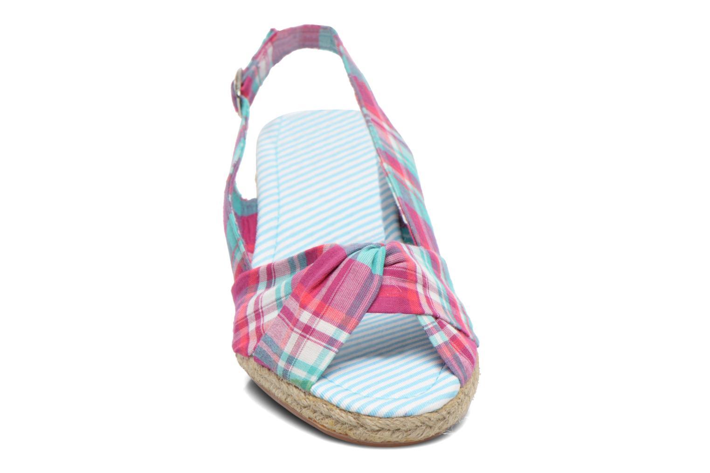 Sandales et nu-pieds Banana Moon Cleese Multicolore vue portées chaussures