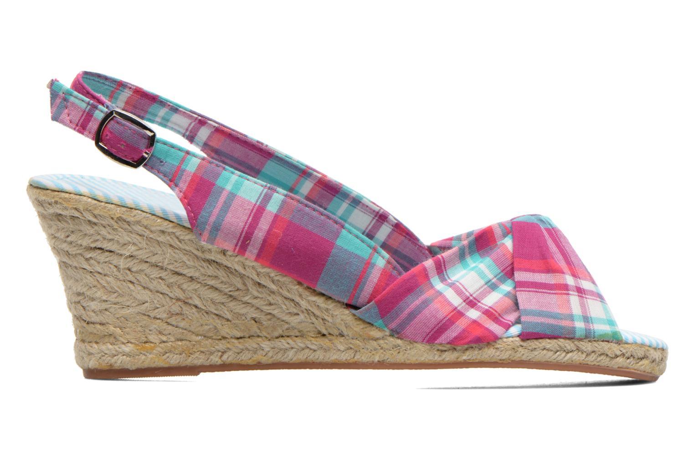 Sandales et nu-pieds Banana Moon Cleese Multicolore vue derrière