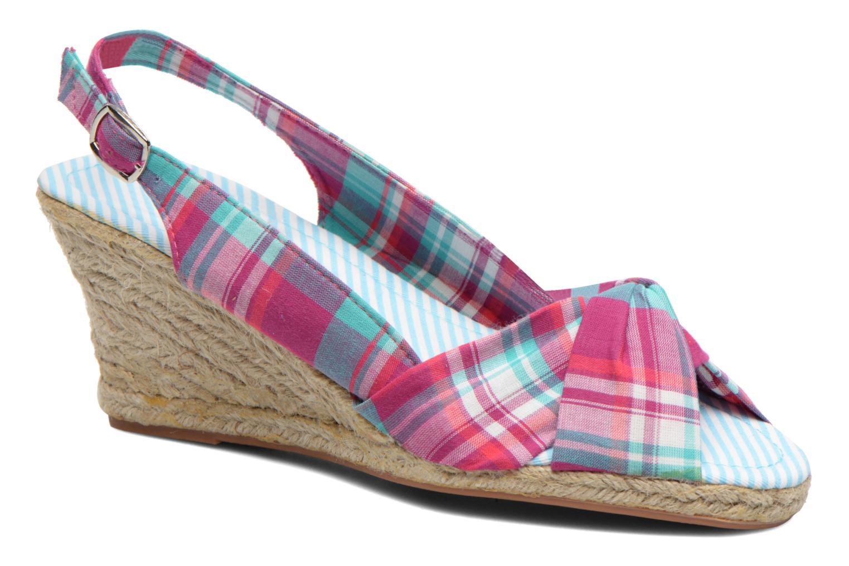 Sandales et nu-pieds Banana Moon Cleese Multicolore vue détail/paire