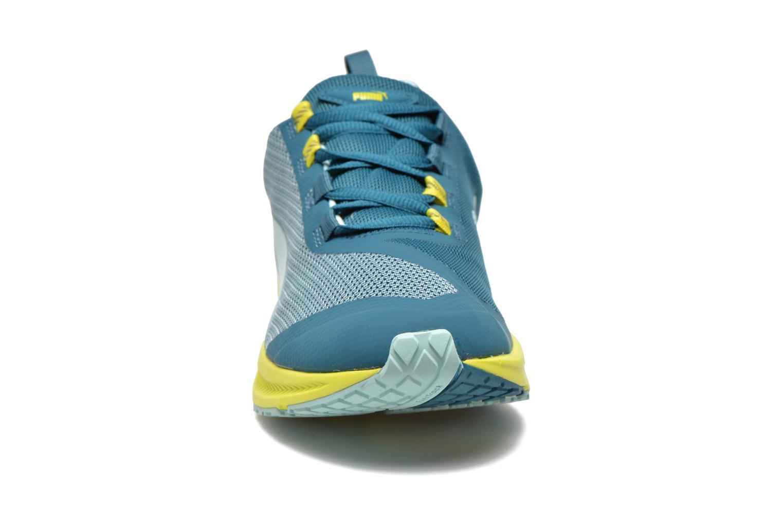 Chaussures de sport Puma Ignite XT Wn's Bleu vue portées chaussures