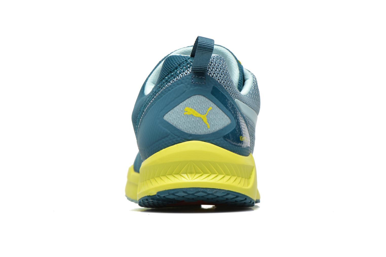 Chaussures de sport Puma Ignite XT Wn's Bleu vue droite