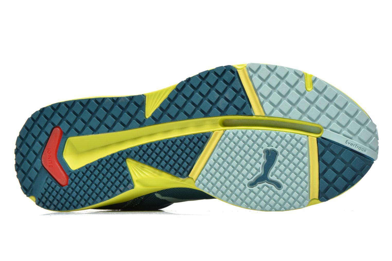 Chaussures de sport Puma Ignite XT Wn's Bleu vue haut