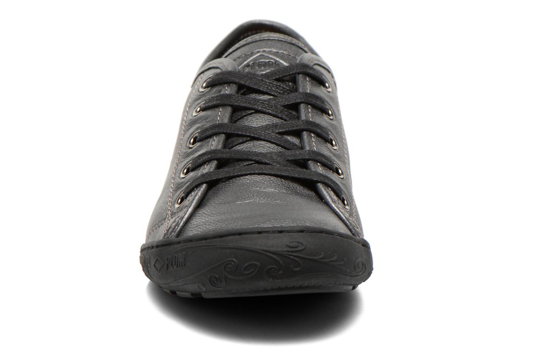 Baskets P-L-D-M By Palladium Game Got Argent vue portées chaussures