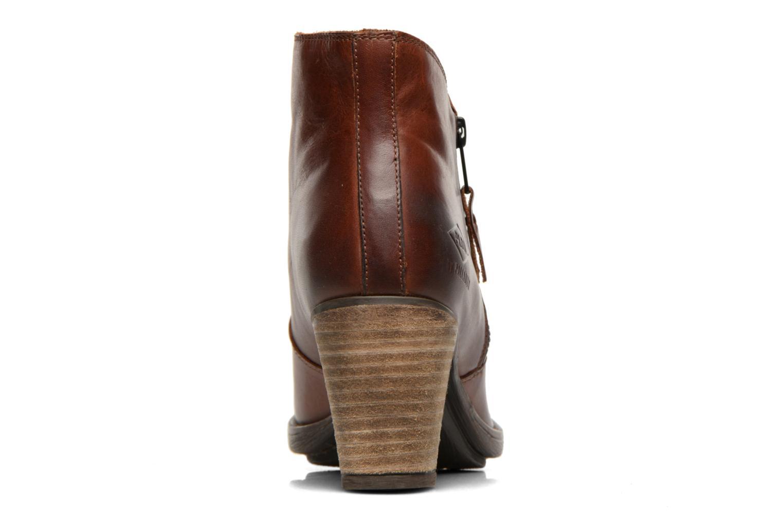 Bottines et boots P-L-D-M By Palladium Spring CT Marron vue droite