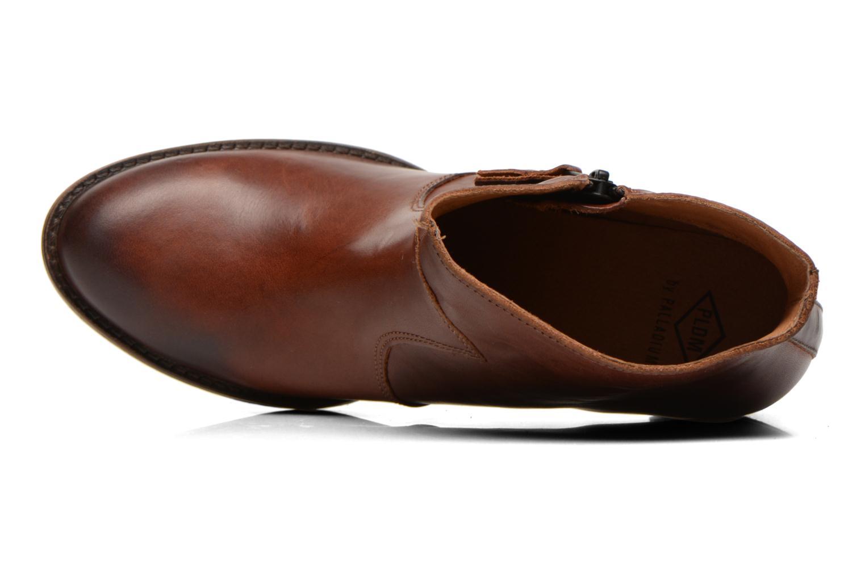 Bottines et boots P-L-D-M By Palladium Spring CT Marron vue gauche