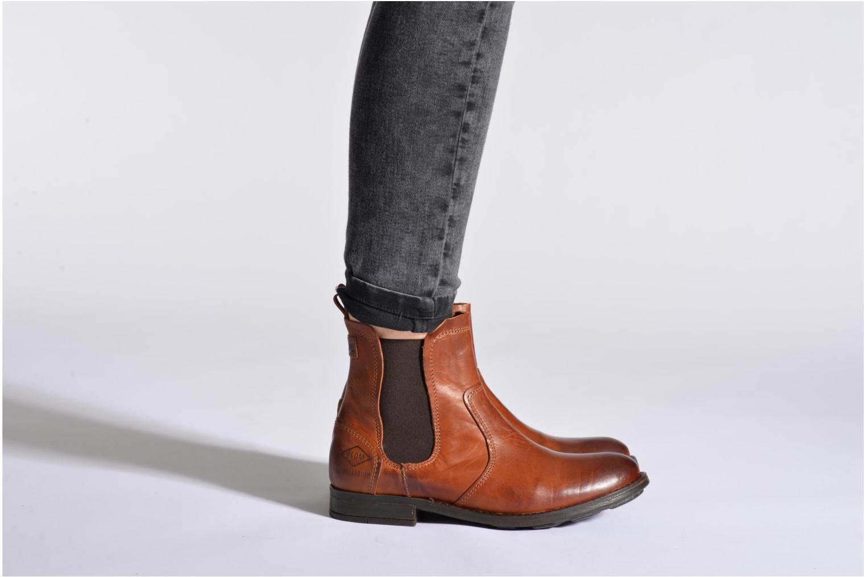 Bottines et boots P-L-D-M By Palladium Una Marron vue bas / vue portée sac