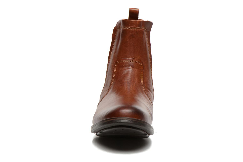 Bottines et boots P-L-D-M By Palladium Una Marron vue portées chaussures