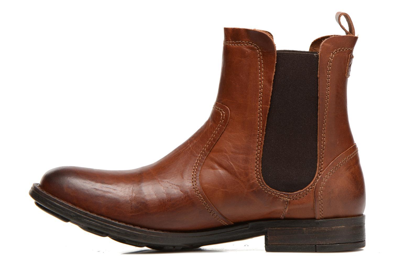 Bottines et boots P-L-D-M By Palladium Una Marron vue face
