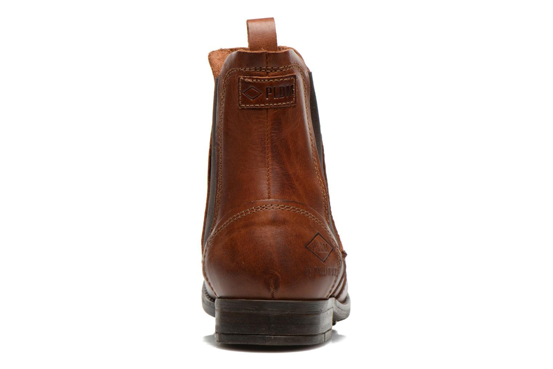 Bottines et boots P-L-D-M By Palladium Una Marron vue droite
