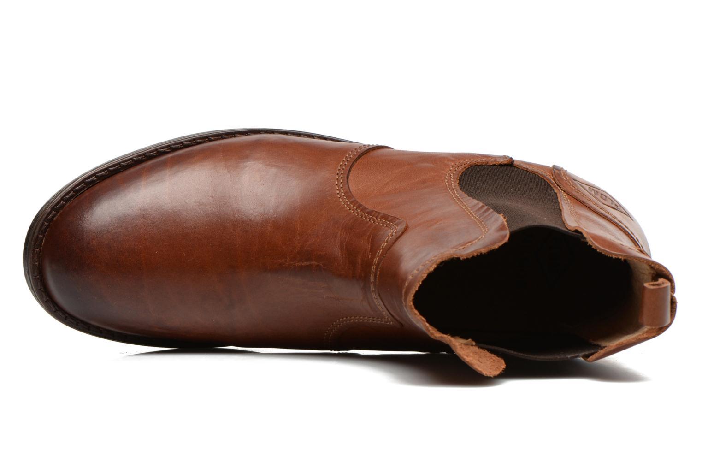 Bottines et boots P-L-D-M By Palladium Una Marron vue gauche