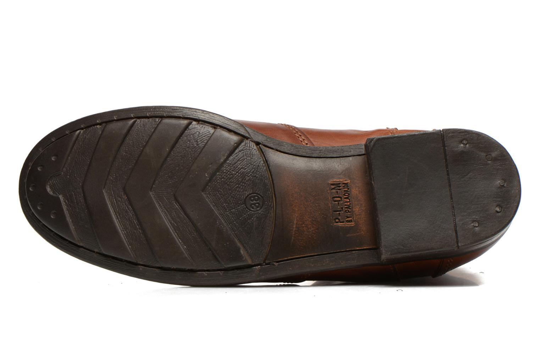 Bottines et boots P-L-D-M By Palladium Una Marron vue haut
