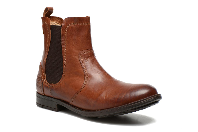 Bottines et boots P-L-D-M By Palladium Una Marron vue détail/paire