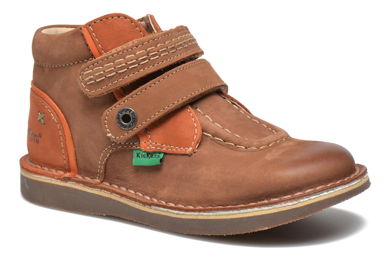 sarenza chaussure bebe fille,Kickers Bilou Violet Chaussures