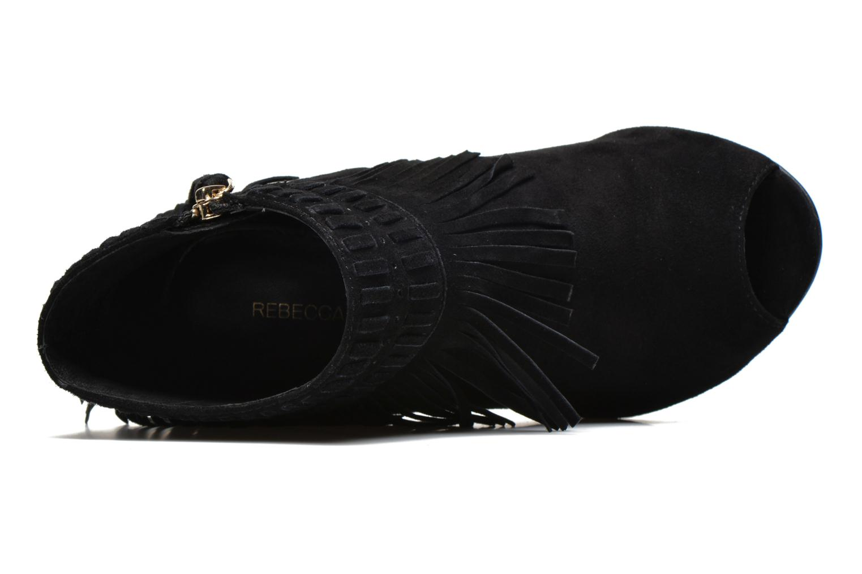 Bottines et boots Rebecca Minkoff Rio Noir vue gauche