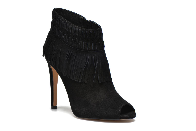Bottines et boots Rebecca Minkoff Rio Noir vue détail/paire