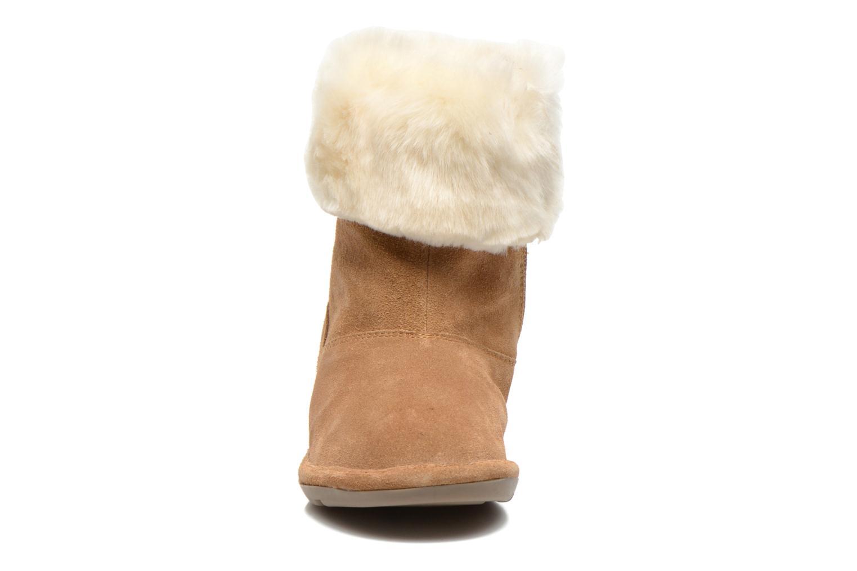 Stiefeletten & Boots Les Tropéziennes par M Belarbi Loupiot beige schuhe getragen