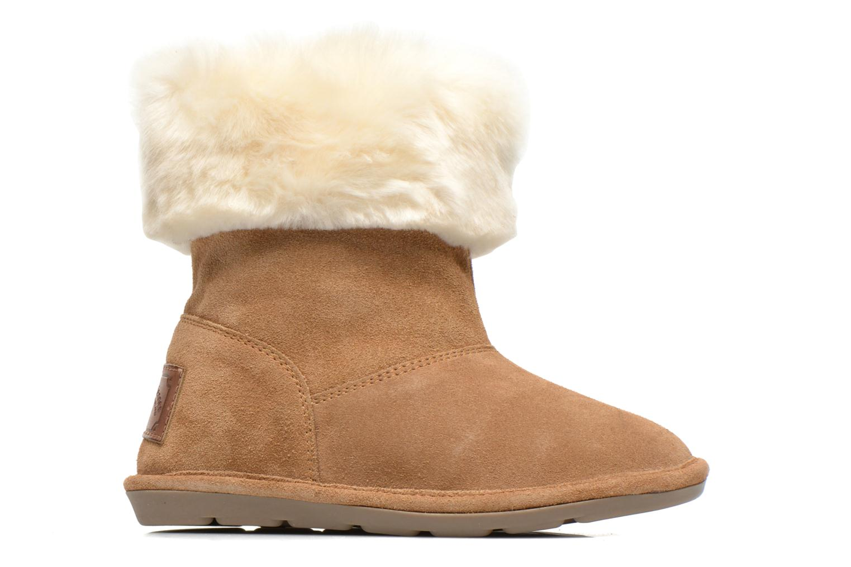 Stiefeletten & Boots Les Tropéziennes par M Belarbi Loupiot beige ansicht von hinten