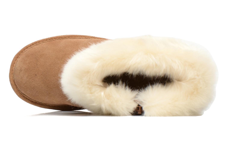 Stiefeletten & Boots Les Tropéziennes par M Belarbi Loupiot beige ansicht von links